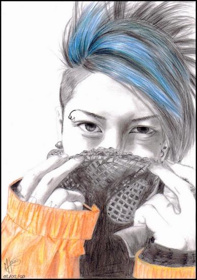 Miyavi by PokeyArt